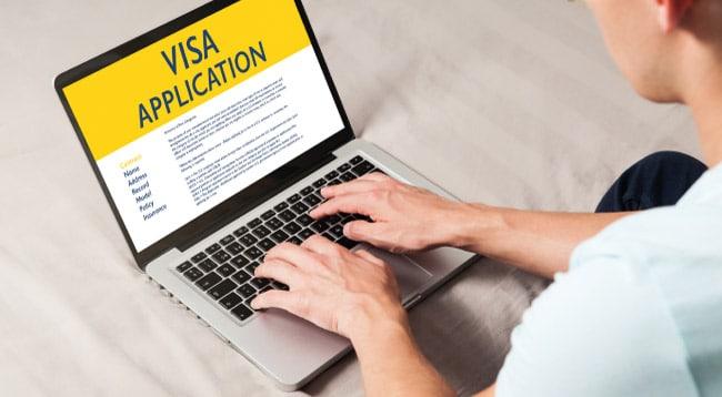 Documentos y aplicación de visa para australia