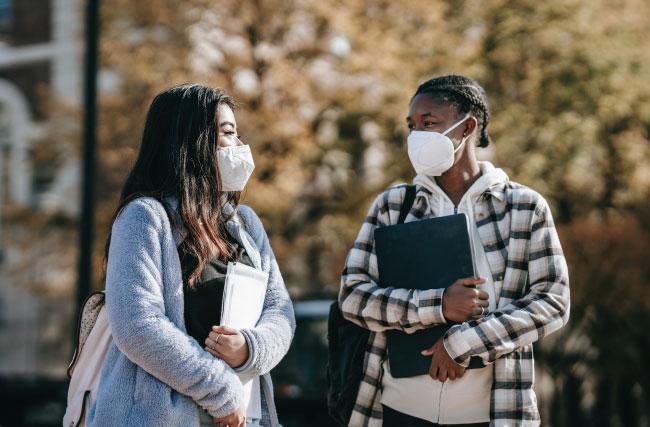 Vida de estudiantes extranjeros en Australia por pandemia